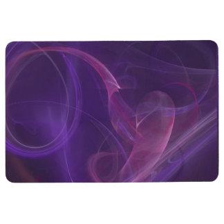 Misty Purple Floor Mat