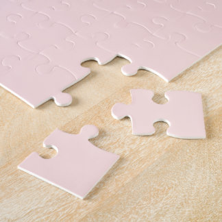Misty Rose Colour Jigsaw Puzzle