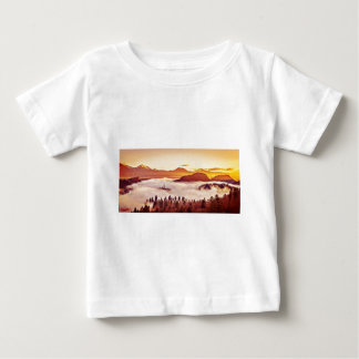 Misty Valley Baby T-Shirt