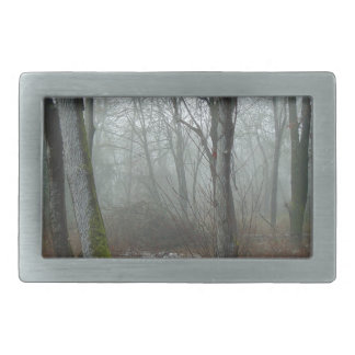 Misty Wood Belt Buckles
