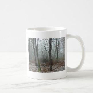 Misty Wood Coffee Mug