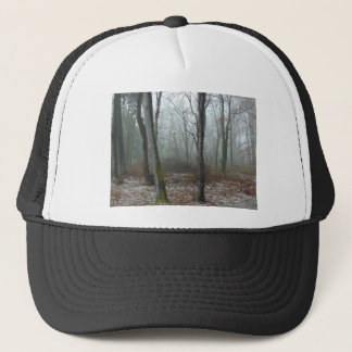 Misty Wood Trucker Hat