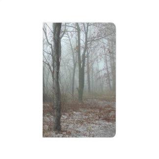 Misty Woods Journal