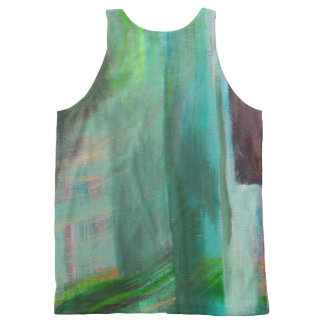 Misty's Song All-Over-Print Tank Top