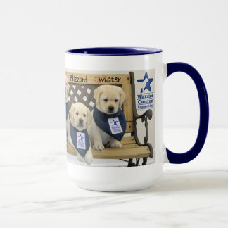 Misty's Weather Litter Bench Mug