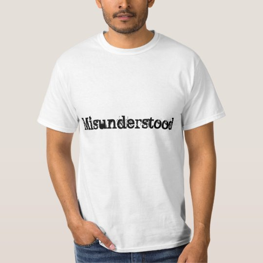 Misunderstood T-Shirt