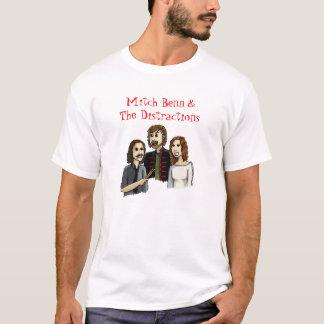 Mitch Benn & The Distractions T-shirt