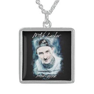 Mitch Lucker Memorial Necklace