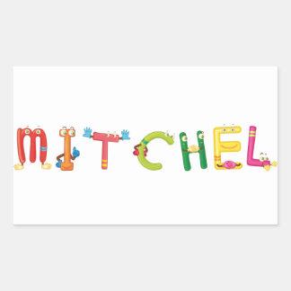 Mitchel Sticker