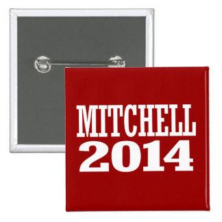 MITCHELL 2014 BUTTON