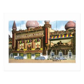 Mitchell Corn Palace, Mitchell, SD Postcard