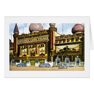 Mitchell Corn Palace, Mitchell, South Dakota Card