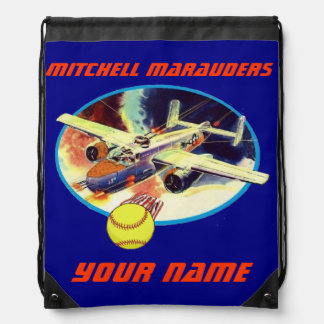 Mitchell Drawstring Bag