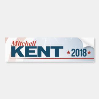 Mitchell Kent for Senate Bumper Sticker