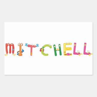 Mitchell Sticker