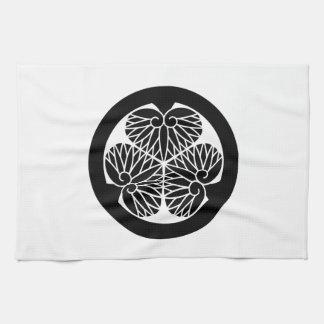 Mito mallow (17 蕊) kitchen towel