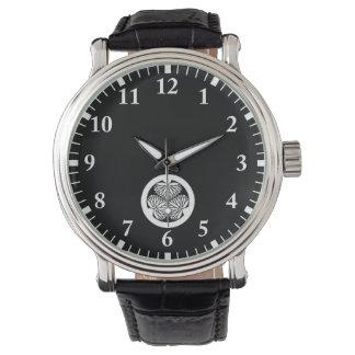 Mito mallow (19 蕊) watch
