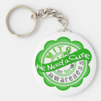 Mito We Need a Cure Keychain
