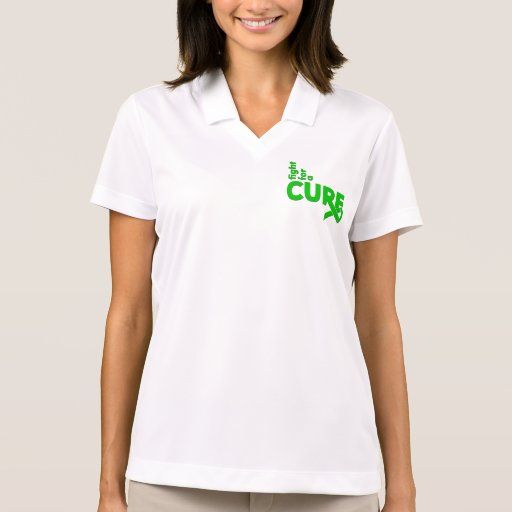 Mitochondrial Disease Fight For A Cure Polo Shirts