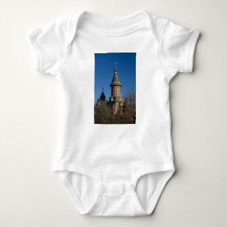 Mitropolitan Cathedral, Timisoara, Romania Baby Bodysuit