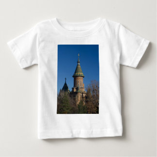 Mitropolitan Cathedral, Timisoara, Romania Baby T-Shirt