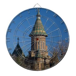 Mitropolitan Cathedral, Timisoara, Romania Dartboard