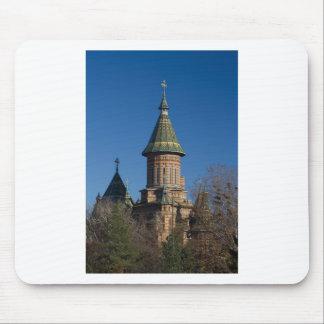 Mitropolitan Cathedral, Timisoara, Romania Mouse Pad