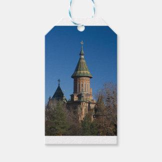 Mitropolitan Cathedral, Timisoara, Romania Pack Of Gift Tags