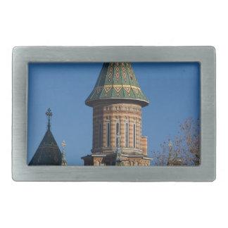 Mitropolitan Cathedral, Timisoara, Romania Rectangular Belt Buckles