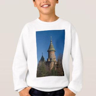 Mitropolitan Cathedral, Timisoara, Romania Sweatshirt