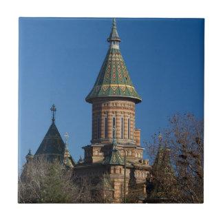 Mitropolitan Cathedral, Timisoara, Romania Tile