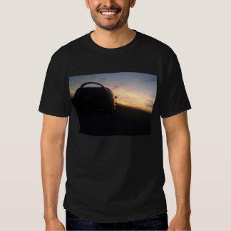 Mitsubishi Eclipse Sunset T-shirts