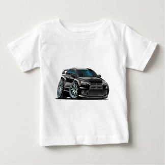 Mitsubishi Evo Black Car Baby T-Shirt