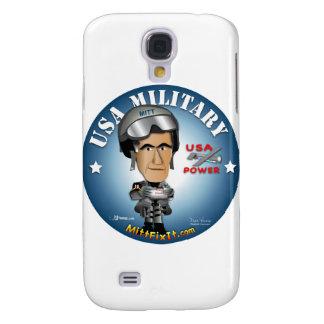 Mitt Fix It - Military Galaxy S4 Cases