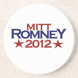 Mitt Romney 2012 Coaster