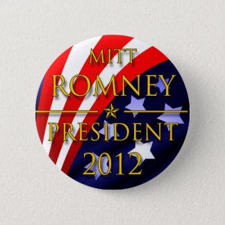 Mitt Romney 2012 Presidential Button