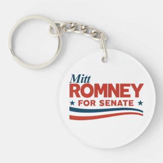 Mitt Romney 2018 Keychain