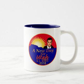 Mitt ROMNEY 2018 Senate Mug