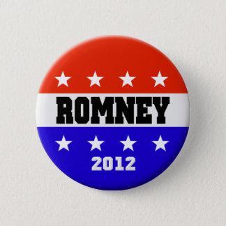 Mitt Romney Campaign Button