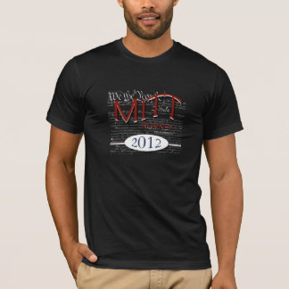Mitt Romney for President 2012 Men's Tee
