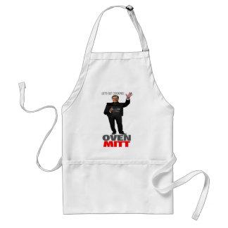 Mitt Romney - Let's get cooking! Standard Apron