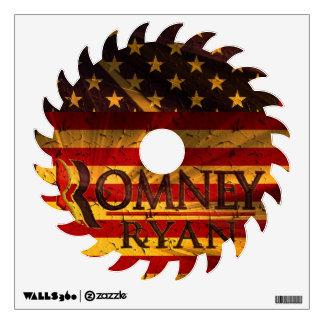 Mitt Romney / Paul Ryan Wall Sticker