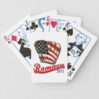 Mitt Romney  Playing Cards President 2012