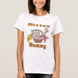 Mitten Cat Mom T-Shirt
