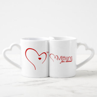Mittens for Detroit Lovers' Coffee Mug Set