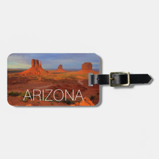 Mittens, Monument valley, AZ Luggage Tag