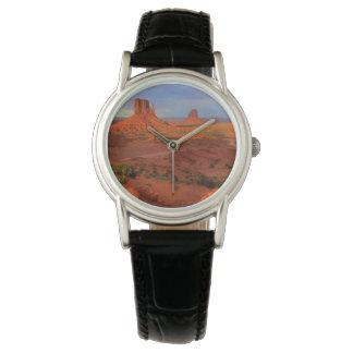Mittens, Monument valley, AZ Wrist Watches