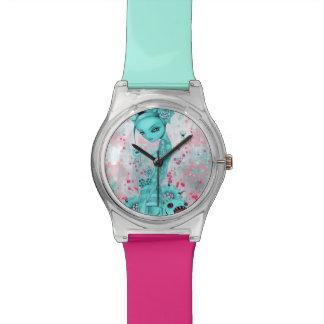 Mittens Wrist Watches