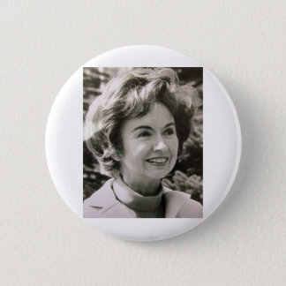 Mitt's Mom Lenore Romney 2 Inch Round Button