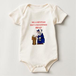 MITZVAH BABY BODYSUIT